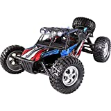 Reely CORE Z Brushed 1:10 XS RC Einsteiger Modellauto Elektro Buggy Allradantrieb (4WD) RTR 2,4 GHz inkl. Akku und Lade