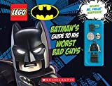 LEGO Batman: Batman's Guide to His Worst Bad Guys