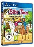 Bibi und Tina auf dem Martinshof Pferde Simulation - PS4 [PlayStation 4]