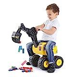 Mobby-Dig Sitzbagger, 65 cm - Sandspielzeug Kindergartenqualität