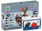 fischertechnik - 530857 ROBOTICS Paket TXT Discovery und Accu Set