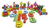 khevga Geburtstagszug: Deko Geburtstag Kinder