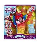 Hasbro FurReal Pauli – Mein Tanzender Papagei, interaktives Plüschtier, Kinder-Spielzeug, Batterien enthalten, ab 4 Jahren