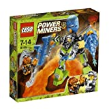 LEGO Power Miners 8189 - Magmaläufer