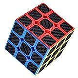 DealKits Zauberwürfel, Rubiks Cube 3x3 Original Speedcube Magische Geschwindigkeit Würfel Speed Magic Cube Druckminderer Intelligenz IQ Kombinationsübunge für Anfänger Kinder Jugendlichen