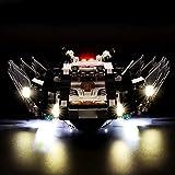 LED Beleuchtungsset für Marvel Super Royal Talon Fighter Attack - Kompatibel mit Lego 76100 Bausteinen Modell- Enthält nicht das Lego Set