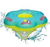 Milidom® Baby Schwimmring für Badewanne I Schwimmsitz für Kleinkind I Schwimmreifen von 6 Monaten bis 3 Jahre