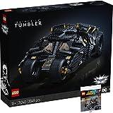 BRICKCOMPLETE Lego 2er Set: 76240 Batmobile Tumbler & 30446 Das Batmobile