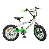 Fahrrad bmx 16-Zoll Kind Freestyle