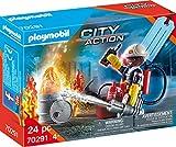 PLAYMOBIL CityAction 70291 Geschenkset 'Feuerwehr', ab 4 Jahren