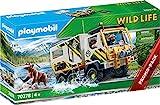 PLAYMOBIL Wild Life 70278 Expeditionstruck, Ab 4 Jahren