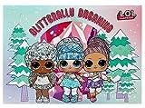 Undercover LOMO8024 L.O.L. Surprise Adventskalender für Kinder, Mehrfarbig