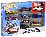 Mattel Hot Wheels X6999Car Model 1: 64Spielzeug-Modell–Spielzeug-Modelle (Car Model, 1: 64, mehrfarbig, 3Jahr (E), 27,9mm, 3,81mm), farblich sortiert