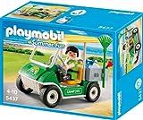 Playmobil 5437 - Campingplatz-Servicefahrzeug