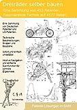 Dreirad selber bauen: 453 spannende Patente zeigen wie es geht!