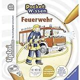 Ravensburger tiptoi Pocket Wissen Feuerwehr Lernbuch
