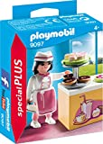 Playmobil 9097 - Konditorin mit Kuchentheke