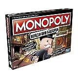 Monopoly Mogeln und Täuschen, klassisches Familienspiel für Kinder ab 8 Jahren
