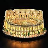 LIGHTAILING Licht-Set Für (Creator Expert Kolosseum) Modell - LED Licht-Set Kompatibel Mit Lego 10276(Modell Nicht Enthalten)