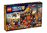 LEGO Nexo Knights 70323 - Jestros Vulkanfestung