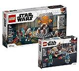 Collectix Lego Set - Star Wars Duell auf Mandalore 75310 + Star Wars Mandalorianer Battle Pack 75267