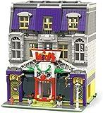 KCGNBQING Modularer Hausgebäude Sets Architektur Clown Wohnung BAU Sets 3220-teilige Blöcke, kompatibel mit Lego Zusammenbau von Lego-Bausteinen