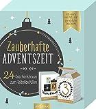 Zauberhafte Adventszeit: 24 Geschenkboxen zum Selbstbefüllen (Adventskalender)