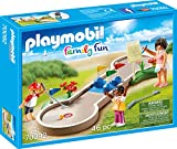 PLAYMOBIL 70092 Family Fun Minigolf, bunt