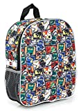 Lego Ninjago Kinderrucksack Für Jungen | Junior Rucksack Für Kinder | Schultasche Für Kinder | Ninja Druckmedium Rucksack