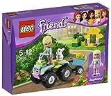 Lego Friends 3935 Stephanie's Mobile Tierrettung