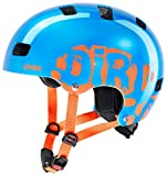 Uvex Kid 3 Dirtbike Blue-orange Kinder Fahrradhelm (51-55)