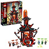 Lego71712NINJAGOEmpireTempeldesUnsinns,Bausetmit6Minifiguren,NinjaSpielzeugfürKinder
