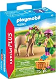 PLAYMOBIL Special Plus Mädchen mit Pony, ab 4 Jahren