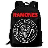 R-Am-Ones Rucksack, modischer Schulrucksack, Leichter Rucksack für Studenten, Kinder/Erwachsene, Männer/Frauen