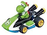 Carrera Go!!! Nintendo Mario Kart 8 - Yoshi 20064035 Rennbahnauto