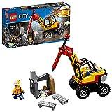 LEGO 60185 City Mining Power-Spalter für den Bergbau