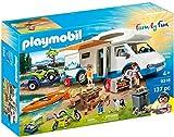 PLAYMOBIL 9318 - Family Fun, Camping Abenteuer, Ab 4 Jahren [Exklusiv bei Amazon]