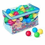 Bestway Kinder Spielbälle 100 Stück bunt Ball Bällebad Kunst