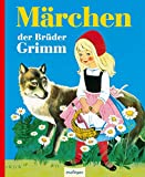 Märchen der Brüder Grimm: Retro-Märchenbuch in Originalaufmachung