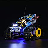 LIGHTAILING Licht-Set Für (Technic Ferngesteuerter Stunt-Racer) Modell - LED Licht-Set Kompatibel Mit Lego 42095(Modell Nicht Enthalten)