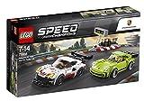 LEGO 75888 Speed Champions Porsche 911 RSR und 911 Turbo 3.0