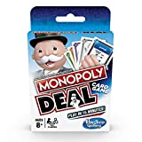 Monopoly E31131020 Deal Kartenspiel, Mehrfarbig