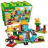 LEGO 10864 DUPLO My First Steinebox mit großem Spielplatz