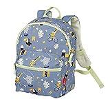 SIGIKID 25130 Rucksack Elefant Colori Mädchen und Jungen Kinderrucksack empfohlen ab 2 Jahren blau, 30x23x17 cm
