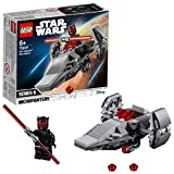 LEGO 75224 Star Wars Sith Infiltrator™ Microfighter