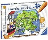 Ravensburger tiptoi 00831 Puzzeln, Entdecken, Erleben: Deutschland, für Kinder von 5-8 Jahren, vermittelt Wissenswertes über Deutschland