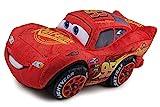 Grandi Giochi GG01258 Plüschfigur Cars 3 Lightning McQueen, 45 cm