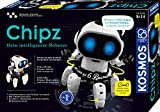 Kosmos 621001 - Chipz - Dein intelligenter Roboter, mit 6 Beinen, folgt Bewegungen, weicht Hindernissen aus, Licht- und Soundeffekte, Roboter Spielzeug, Bausatz