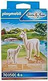 PLAYMOBIL 70350 Alpaka mit Baby, ab 4 Jahren