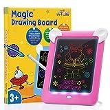 ATOPDREAM Geschenke für Mädchen ab 3-12, LCD Schreibtafel für 4 5 6 Jahre Geschenke für Mädchen 3-12 Jahre Lernspielzeug für Kinder 3-12 Jährige Kinder Billiges Geschenk